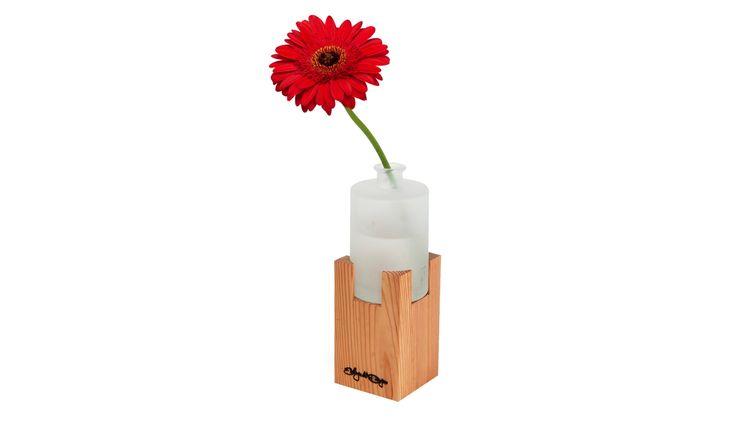 FLOWER POT CRUSH 3 Altavola Design Sp. z o.o. Living roomAccessories & decoration Wood