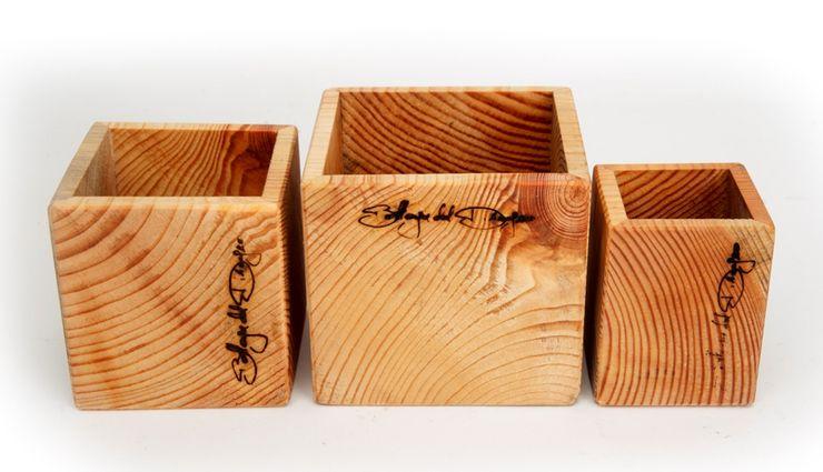DESK ORGANIZER NATURE Altavola Design Sp. z o.o. Study/officeAccessories & decoration Wood