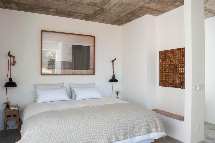 atelier Rua - Arquitectos 臥室