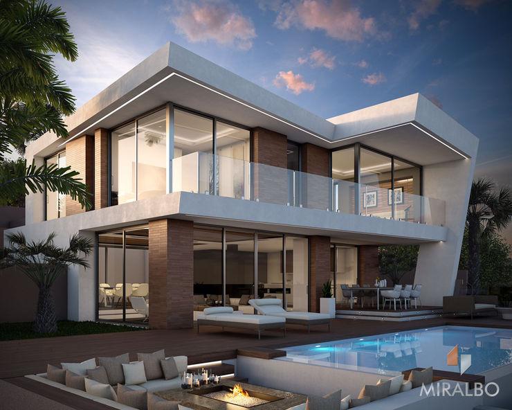 Villa Hemera Miralbo Excellence Modern houses