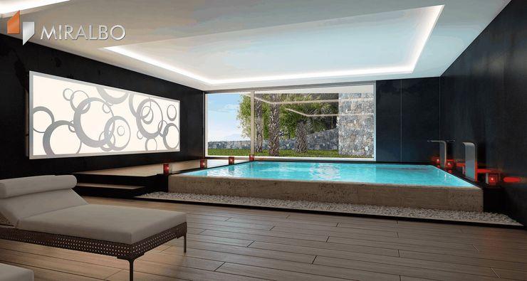 Villa Ciclopes Miralbo Excellence Modern spa
