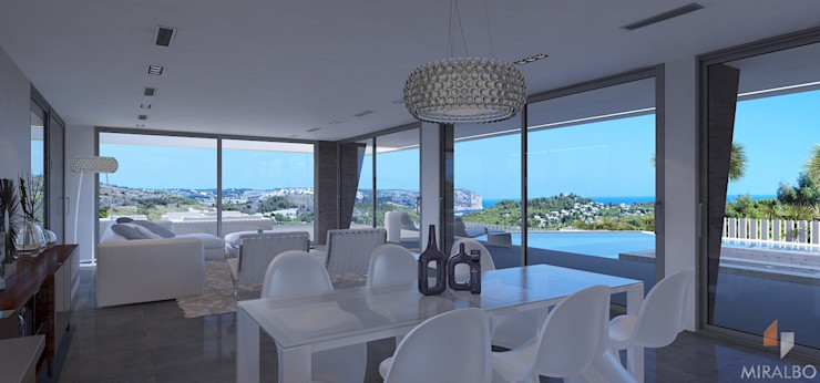 Villa Mirias Miralbo Excellence Modern living room