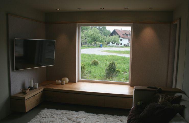 Innenausbau WoodDo WohnzimmerTV- und Mediamöbel