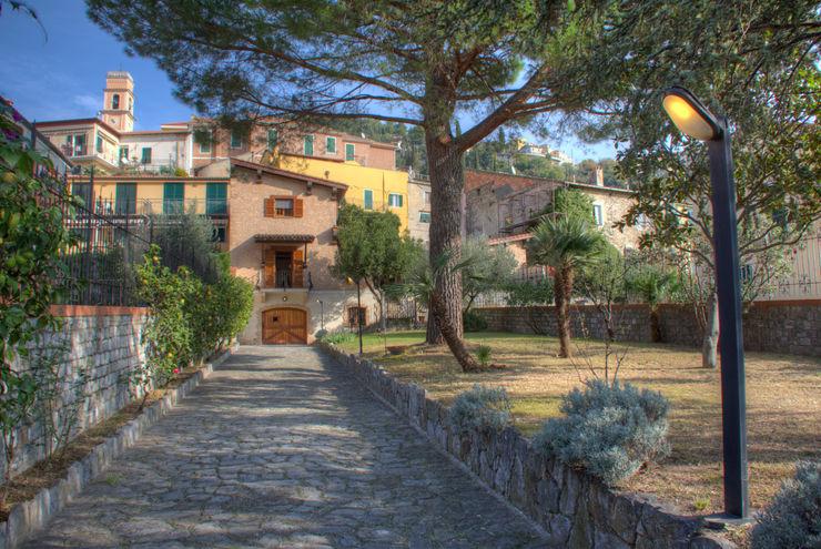 Emilio Rescigno - Fotografia Immobiliare Rumah Gaya Rustic