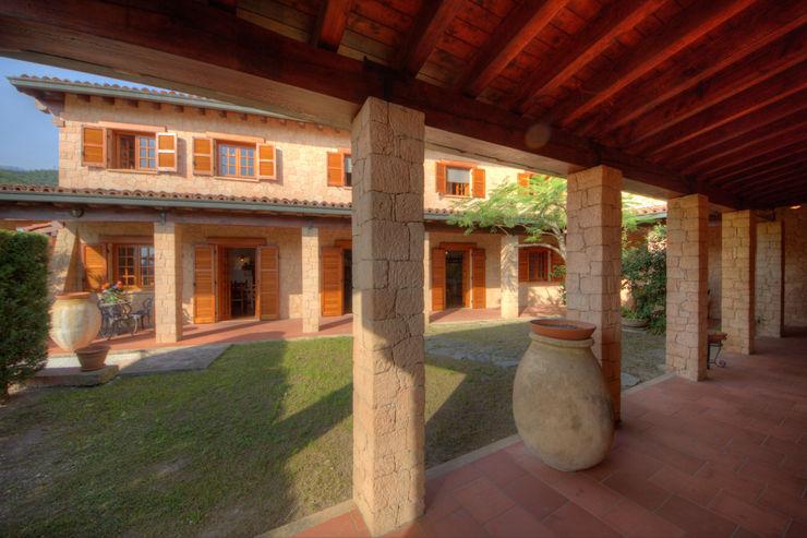 Villa Emilio Rescigno - Fotografia Immobiliare Case in stile rustico