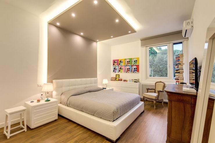 La casa di Massimo homify Camera da letto moderna