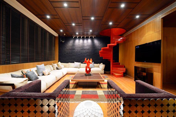 Aijaz Hakim Architect [AHA] Living room