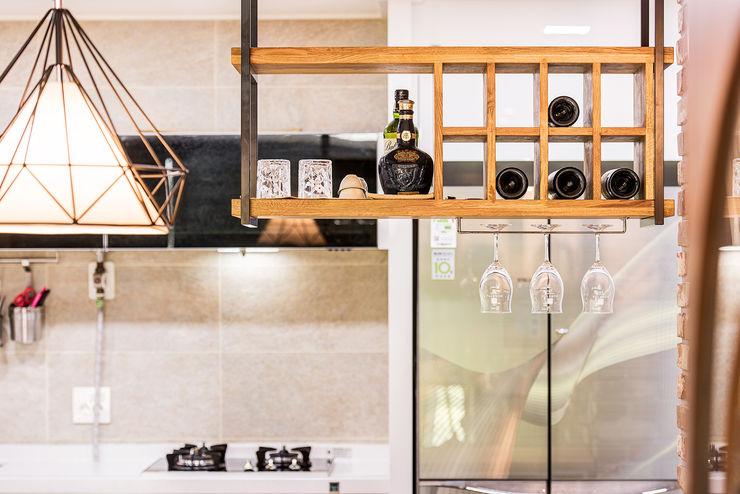 수원시 영통구 이의동 자연앤자이아파트 (48평형) 아르떼 인테리어 디자인 모던스타일 주방