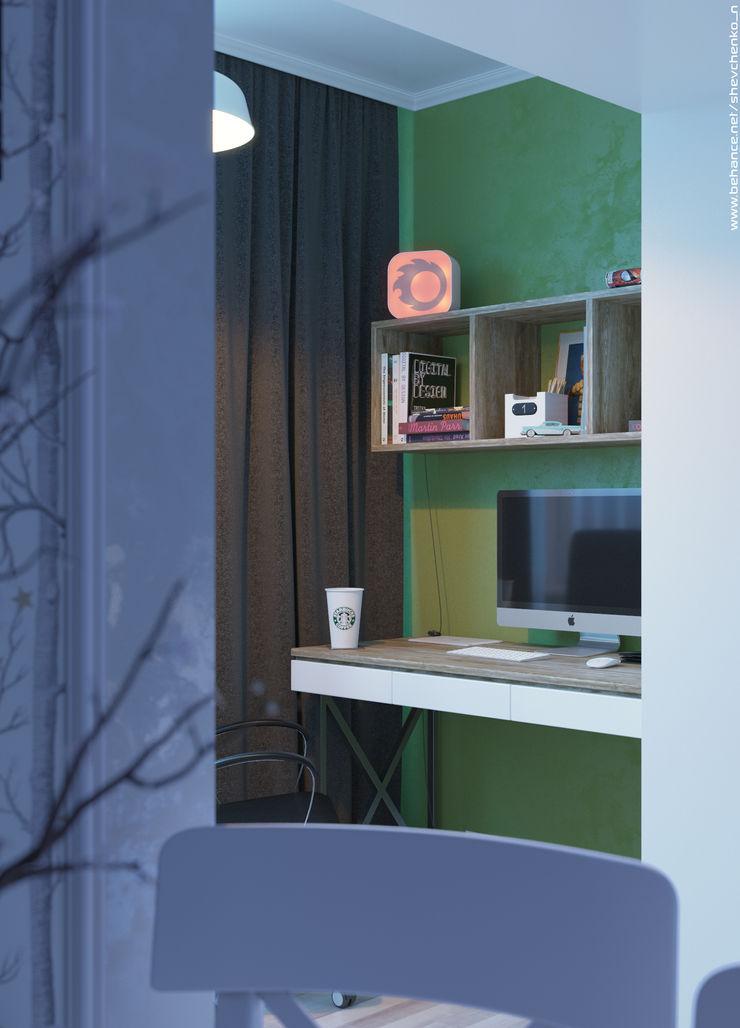 Shevchenko_Nikolay Studio eclettico