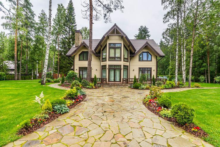 Fusion Design Casas de estilo ecléctico