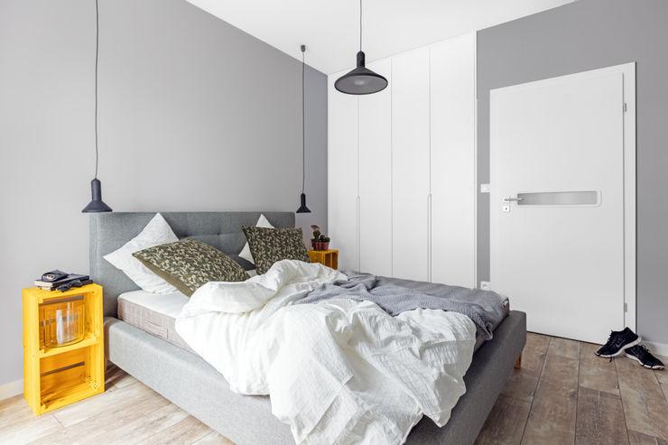 Pracownia Architektury Wnętrz Decoroom Modern Bedroom