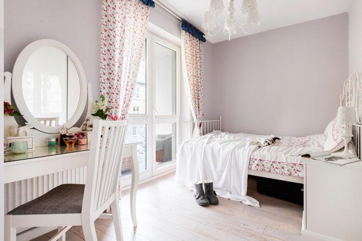 Pracownia Architektury Wnętrz Decoroom Klassieke slaapkamers