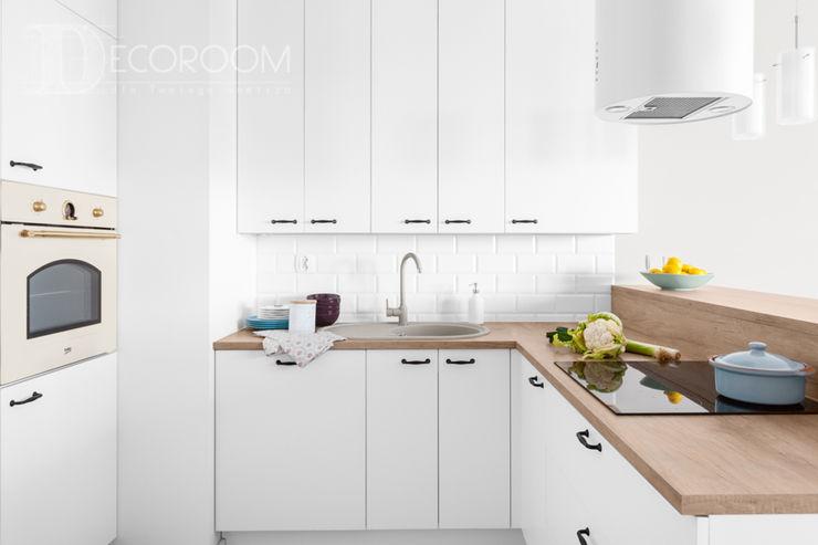 Pracownia Architektury Wnętrz Decoroom Modern Kitchen