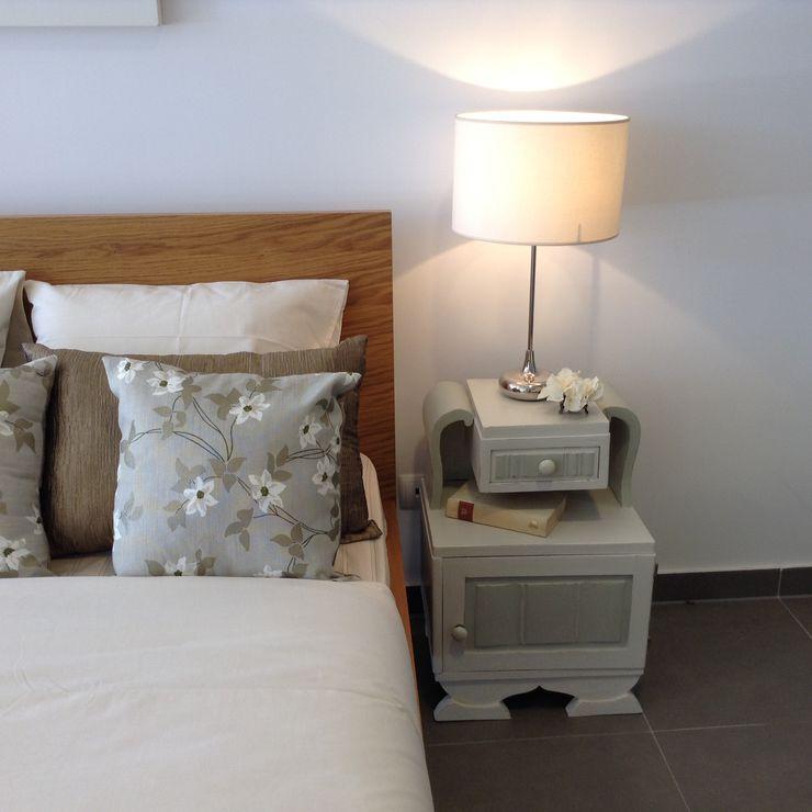 Pirata Design DormitoriosMesitas de noche Madera Blanco