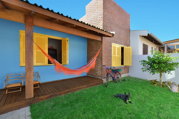 Arquitetando ideias Tropical style garden