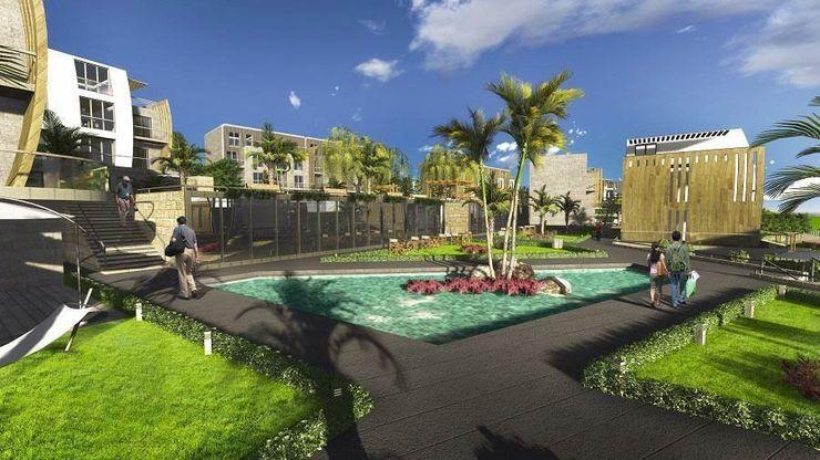 CCT INVESTMENTS Modern Garden