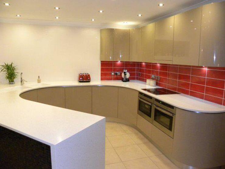 Kardesler Mermerit Modern Kitchen
