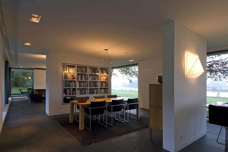Maas Architecten Modern Dining Room