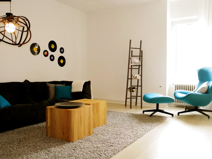 Home Staging - ETW in Dortmund raum² - wir machen wohnen