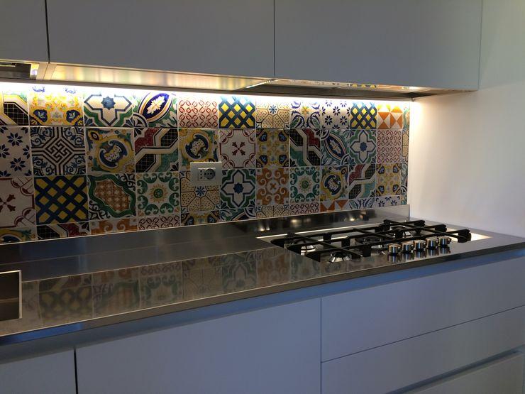 Realizzazioni Adami|Zeni Ingegneria e Architettura Cucina moderna