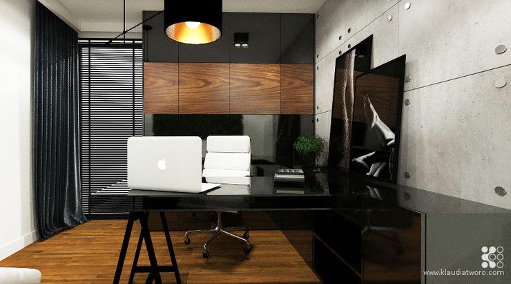 Klaudia Tworo Projektowanie Wnętrz Sp. z o.o. Bureau moderne