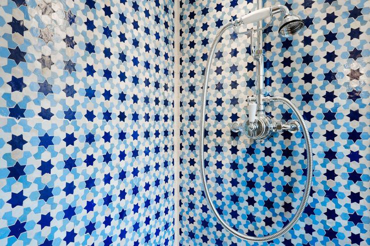 Down Barton, Devon Trewin Design Architects Modern bathroom