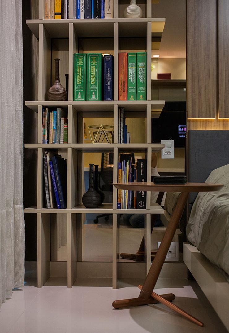 Casa2640 Eclectic style bedroom
