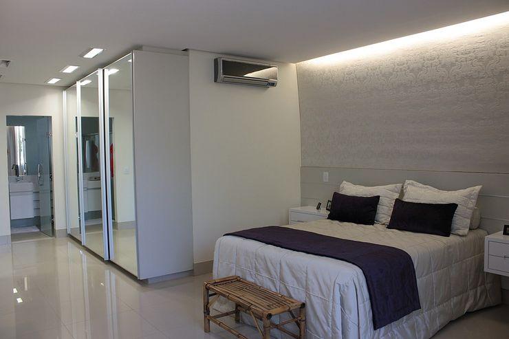 FAGM Arquitetos Спальня