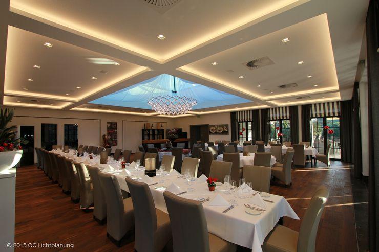 OC Lichtplanung Gastronomy