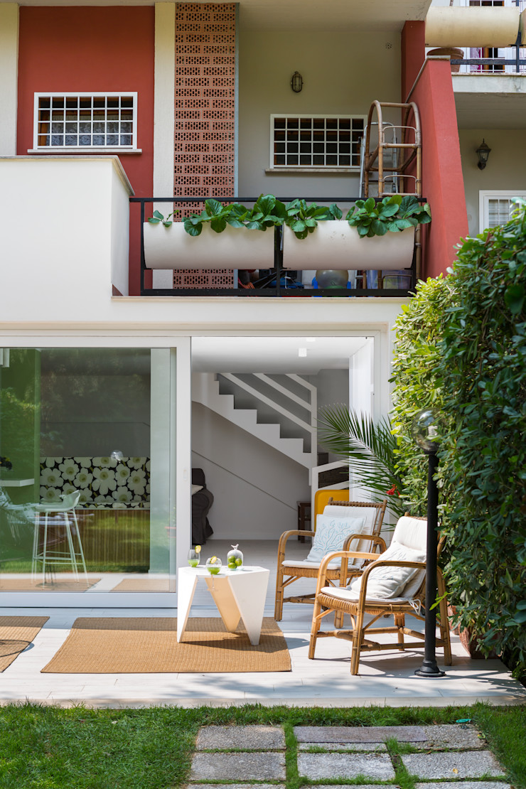 Maurizio Giovannoni Studio Дома в стиле минимализм