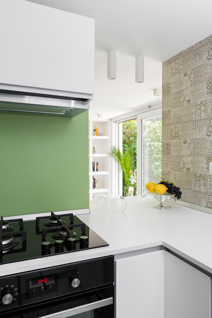 Maurizio Giovannoni Studio Кухня в стиле минимализм