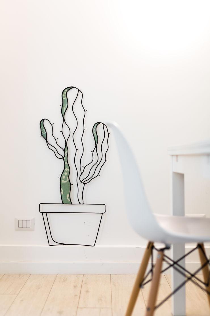 Maurizio Giovannoni Studio Столовая комната в стиле минимализм