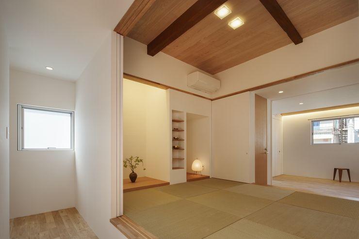 アトリエ スピノザ Asian style media room