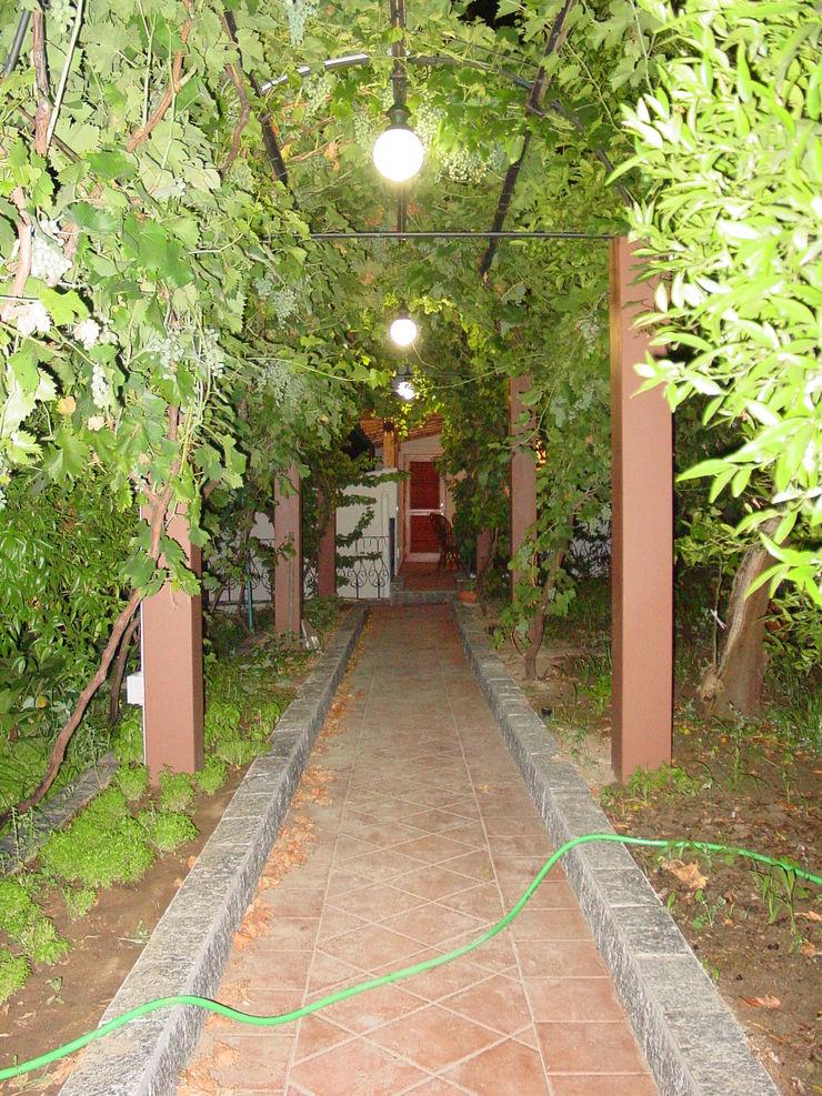 Ing. Edoardo Contrafatto Classic style garden