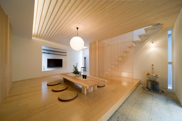 凛椛Classic 一級建築士事務所 株式会社KADeL モダンデザインの リビング