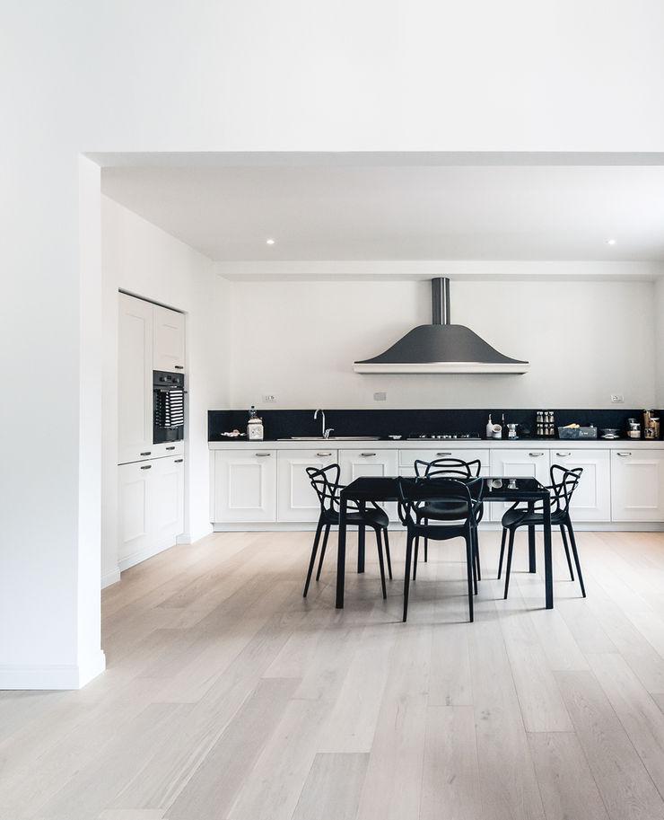 Creto House UNO8A Cucina moderna