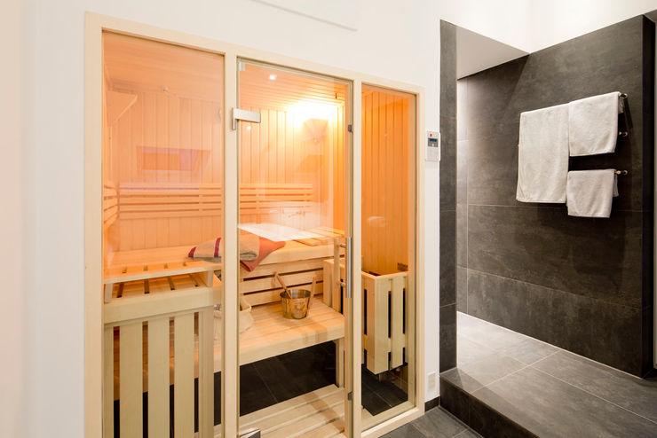 Architektur Jansen Minimalistyczne spa