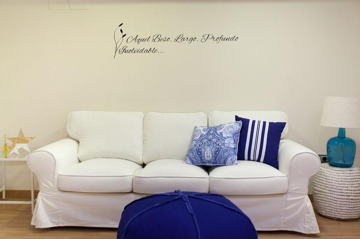 Apartamento Mykonos homify Hoteles de estilo mediterráneo