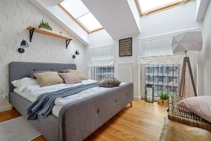 DreamHouse.info.pl Dormitorios de estilo escandinavo