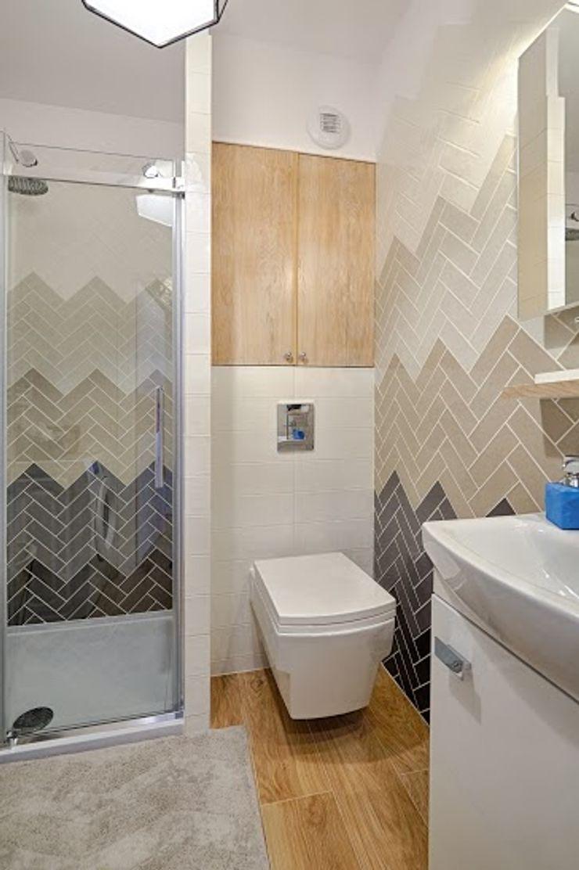DreamHouse.info.pl Scandinavian style bathrooms