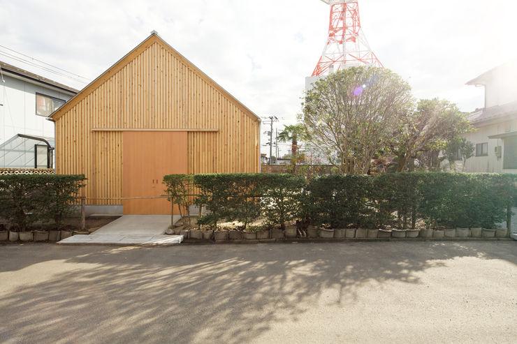 株式会社井上貴詞建築設計事務所 Minimalist houses