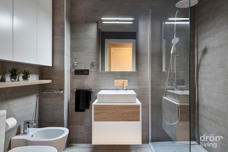 Dröm Living Classic style bathroom