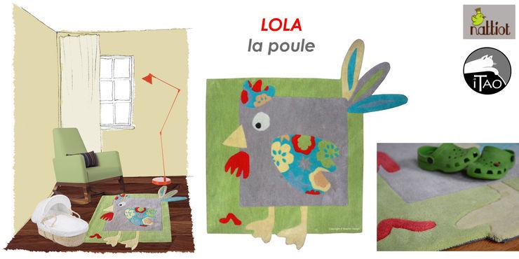 ITAO Nursery/kid's roomAccessories & decoration Synthetic