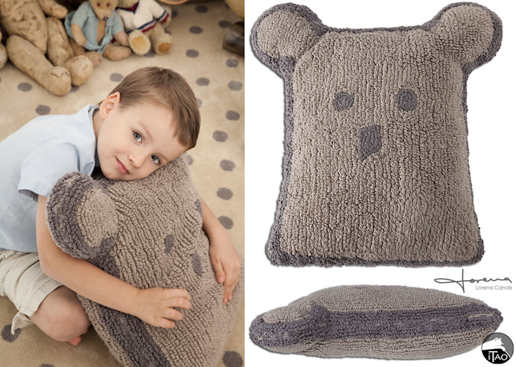 ITAO Nursery/kid's roomAccessories & decoration Cotton Brown