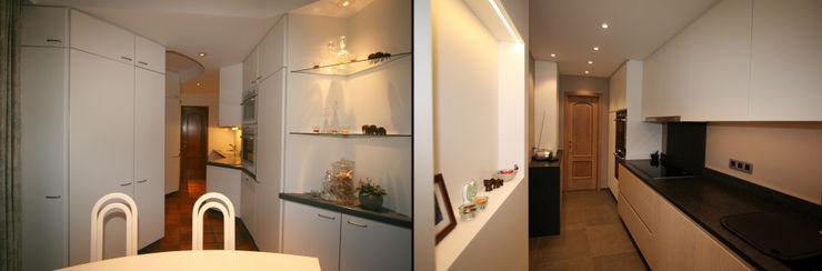 Sfeerontwerp Modern kitchen