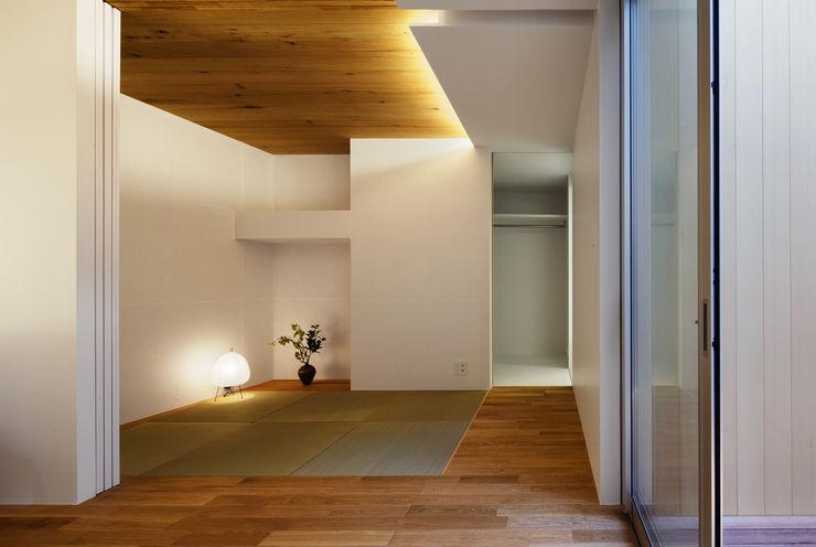 アトリエ スピノザ Scandinavian style bedroom