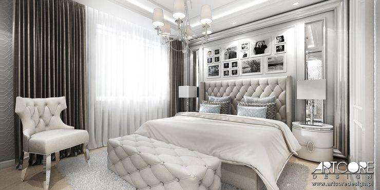 ArtCore Design Classic style bedroom