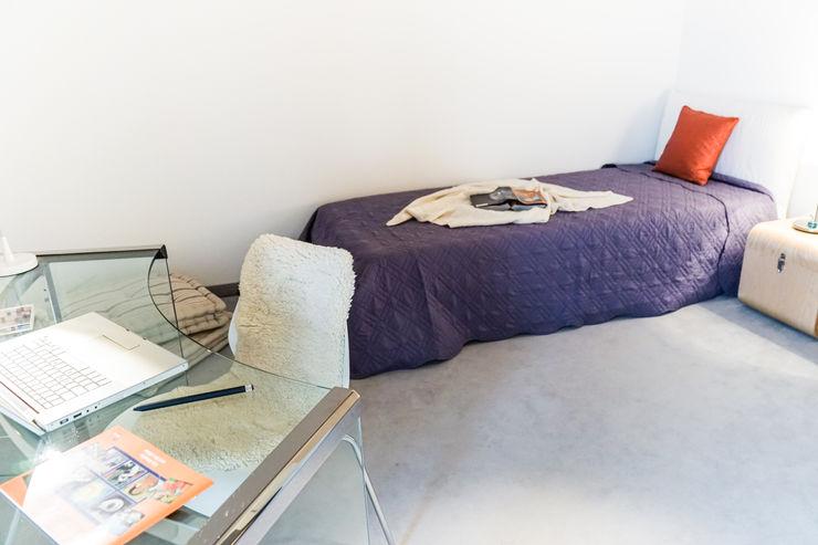 Staging einer Villa zum Verkauf Home Staging Gabriela Überla Klassische Schlafzimmer