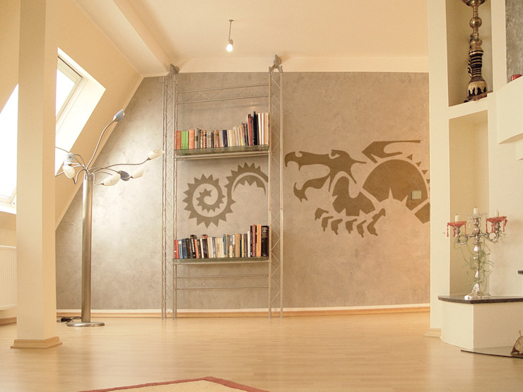ab-design GmbH Asian style walls & floors