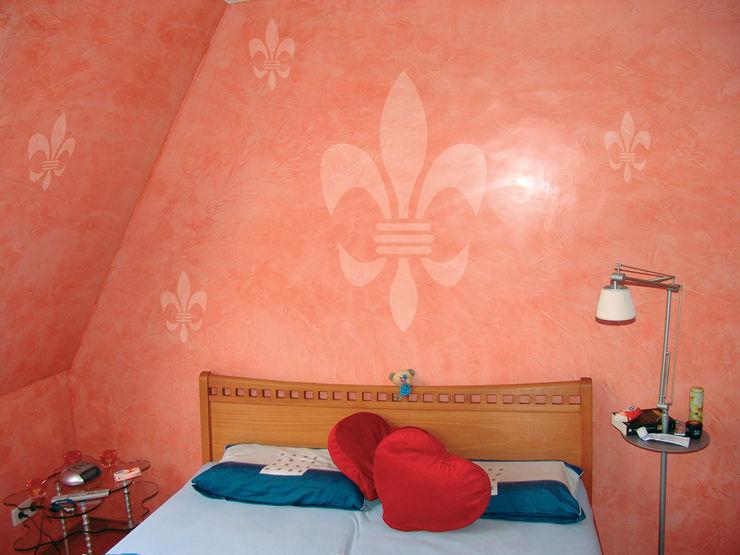 ab-design GmbH Rustic style walls & floors